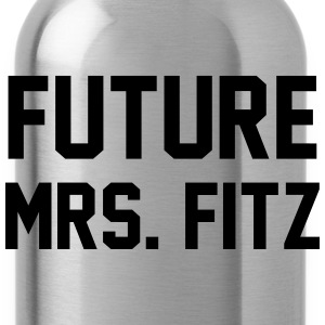 Future mrs. Fitz Camisetas - Cantimplora