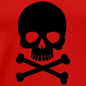 Pirate Skull - Trendy & Cool Skull Soft Toys - Men's Premium T-Shirt