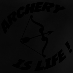 Archery is life ! Camisetas - Camiseta bebé