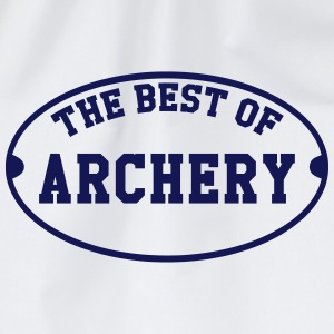 The Best of Archery  T-shirts - Gymnastikpåse