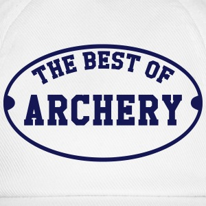 The Best of Archery  Sweatshirts - Baseballkasket