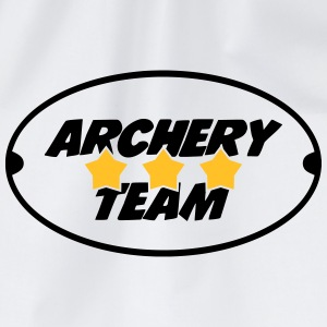 Archery Team T-shirts - Gymnastikpåse