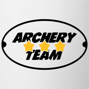 Archery Team T-Shirts - Tasse