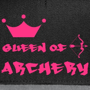 Queen of Archery  T-shirts - Snapback Cap