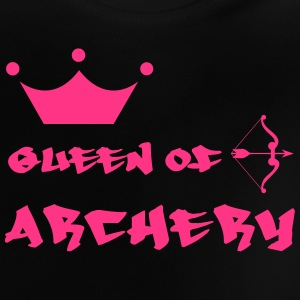 Queen of Archery  Camisetas - Camiseta bebé