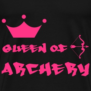 Queen of Archery  Sweats - T-shirt Premium Homme