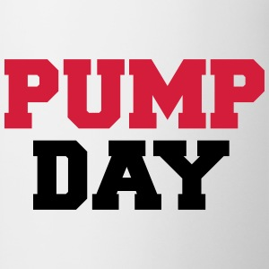 Pump Day T-shirts - Mugg