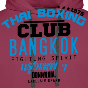 Thai Boxing Club T-Shirts - Männer Premium Hoodie
