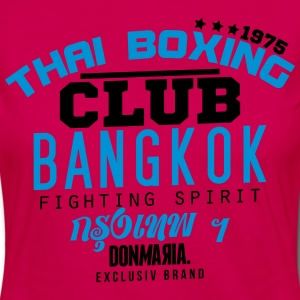 Thai Boxing Club T-Shirts - Frauen Premium Langarmshirt
