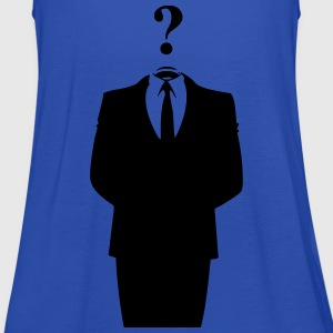 ANONYMOUS T-Shirts - Frauen Tank Top von Bella