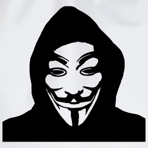 ANONYMOUS T-Shirts - Turnbeutel