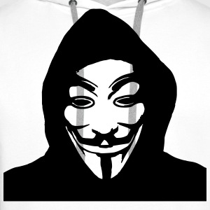 ANONYMOUS T-Shirts - Männer Premium Hoodie