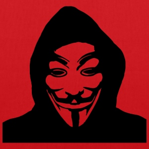 ANONYMOUS T-Shirts - Stoffbeutel