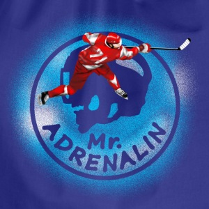 hockey Mr. Adrenalin T-shirts - Gymnastikpåse