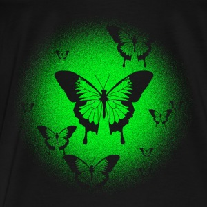 butterfly Tops - Men's Premium T-Shirt