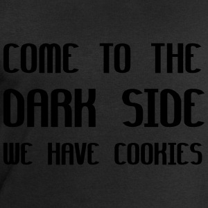 Come To The Dark Side We Have Cookies T-Shirts - Men's Sweatshirt by Stanley & Stella