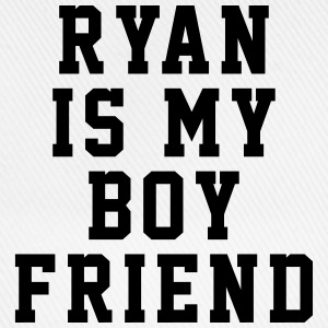 Ryan is my boyfriend T-skjorter - Baseballcap