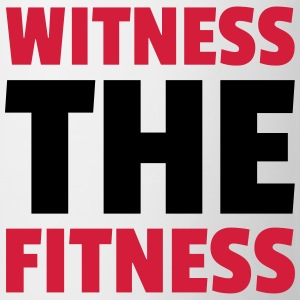Witness The Fitness Koszulki - Kubek