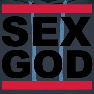 Sex God T-shirts - Premiumluvtröja herr