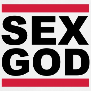 Sex God T-shirts - Keukenschort
