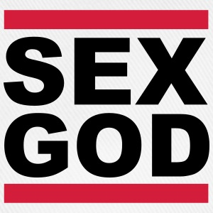 Sex God T-shirts - Baseballcap