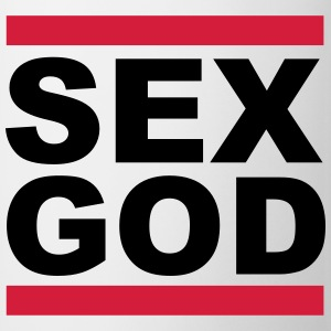 Sex God Tee shirts - Tasse