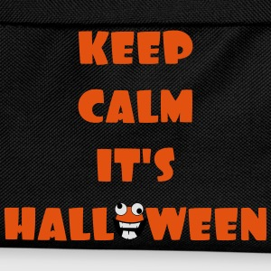 Keep Calm it' halloween Tee shirts - Sac à dos Enfant