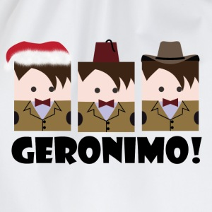 Geronimo T-shirt - Drawstring Bag