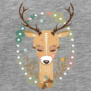 A deer in the forest  Tops - Men's Premium T-Shirt