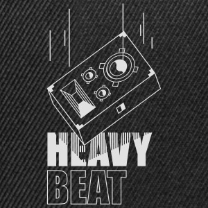 Heavy beat - Casquette snapback