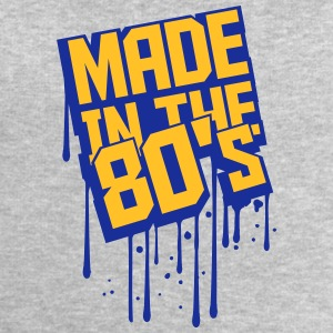 Made in the 80 s Design Graffiti Tee shirts - Sweat-shirt Homme Stanley & Stella