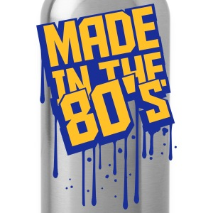 Made in the 80 s Design Graffiti Tee shirts - Gourde