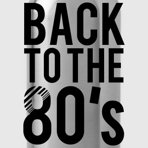 Back to the 80s T-Shirts - Water Bottle