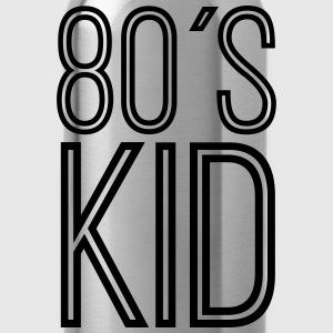 80 s kid Tee shirts - Gourde