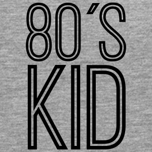 80 s kid Tee shirts - T-shirt manches longues Premium Homme