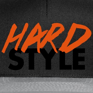 Dirty Hardstyle  T-shirts - Snapback Cap