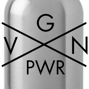 VGN PWR - Vegan Power Cross Sweaters - Drinkfles