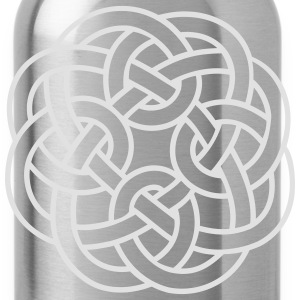 Celtic Ornament T-Shirts - Trinkflasche