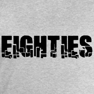 eighties T-Shirts - Men's Sweatshirt by Stanley & Stella