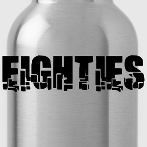 eighties T-Shirts - Water Bottle