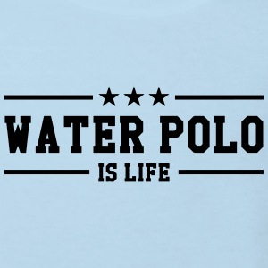 Water Polo is life Hoodies - Kids' Organic T-shirt