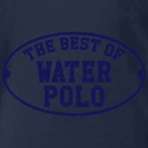 The Best of Water Polo Shirts - Baby bio-rompertje met korte mouwen