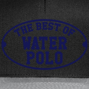 The Best of Water Polo Hoodies - Snapback Cap
