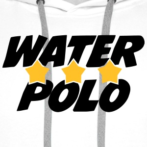 Water Polo T-shirts - Mannen Premium hoodie