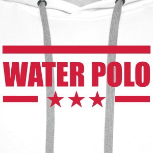 Water Polo Shirts - Men's Premium Hoodie