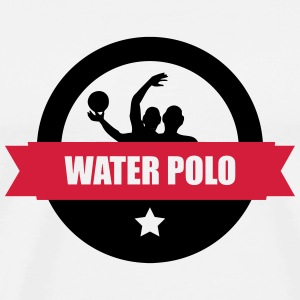 Water Polo Flessen & bekers - Mannen Premium T-shirt