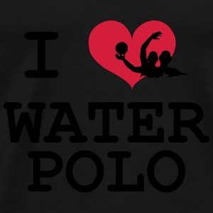 Water Polo Hoodies - Men's Premium T-Shirt