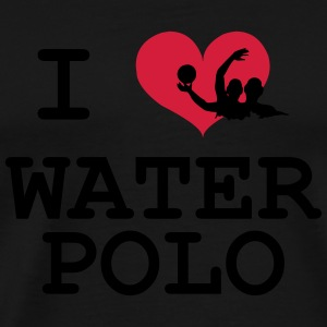 Water Polo Bottles & Mugs - Men's Premium T-Shirt