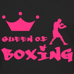 Queen of Boxing Tee shirts - T-shirt manches longues Premium Homme