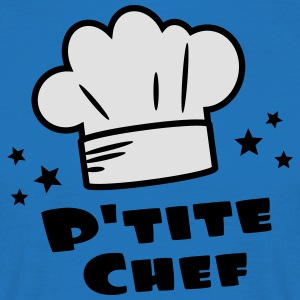 p'tite chef 2 Tabliers - T-shirt Homme